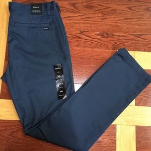RVCA Weekend Chino Pants (33x34)